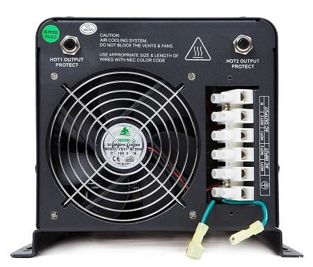 Inverter 24v 48v 6000 Watts 6kw Pure Sine Wave Dc To Ac