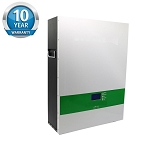 10KWh 51.2V 200Ah LiFePO4 Lithium Battery<br>Solar Energy Storage System<br>10 Year Factory Warranty<br>Can Be Paralleled<br>UL Approved