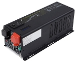 <b>5000 Watts 5kW</b> 24V or 48V Pure Sine Wave<br>Inverter/Charge Controller DC to AC Power