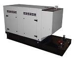 30 KW Diesel Standby <br> 240V Output <br> UL-2200 Certified <br> Power Generator <br> Made in USA! <br> FOB Elkhart, Indiana <br> <b> Click here for more information </b>