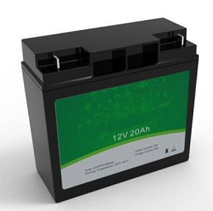 256 Watts 12V 20Ah <br> EV LiFePO4 Lithium Battery Pack <br> 7.1*3.0*6.5 in <br> 180*76*166mm <br> 6.3 Lbs. / 2.85Kg <br> Can be connected in series up to 48 volts. <br> <b> Click here for more information </b>