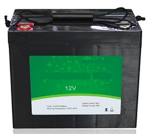 1024 Watts 1kW 12V 80Ah <br> EV LiFePO4 Lithium Battery Pack <br> 12.5*6.5*8.4 in <br> 318*165*215mm <br> 26.0 Lbs. / 11.8Kg <br> Can be connected in series up to 48 volts. <br> <b> Click here for more information </b>