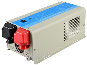 <b>1kW</b> Pure Sine Wave<br>Solar Inverter and Battery Charger