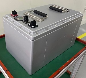 5.12kW Preferred 48V 100Ah Lithium Battery<br>Can Be Paralleled<br>5 Year Factory Warranty